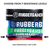 Rubberbanditz Pull Up/Crossfit Band - Heavy - 30-50 lbs. (14-23 kg) - with Free GWP