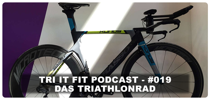 Das Triathlonrad