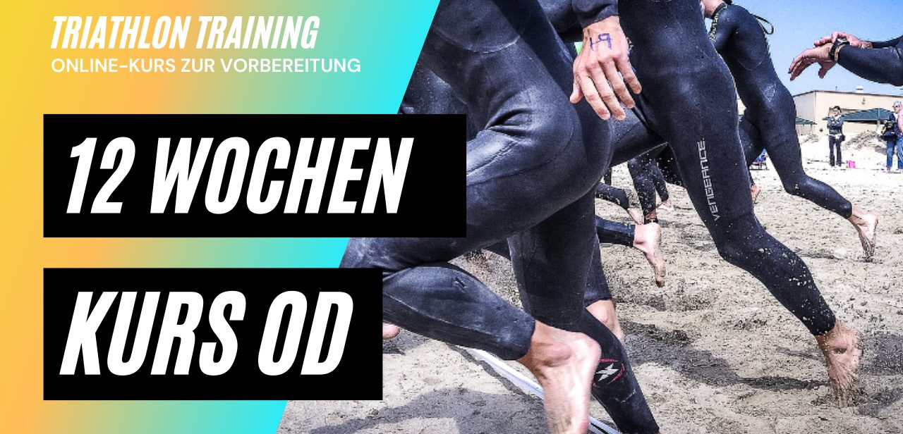 Triathlon Trainingsplan Olympische Distanz